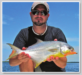 Fishing for and cooking pompano for Pompano fish good to eat