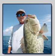 Gulf coast grouper for Skyway fishing pier tides