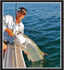 Keywest fishing guide for Tarpon fishing tampa