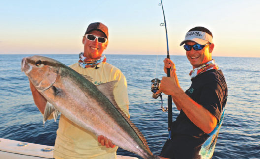 Mixing it up at the middle grounds onshore offshore magazine for Middle keys fishing report